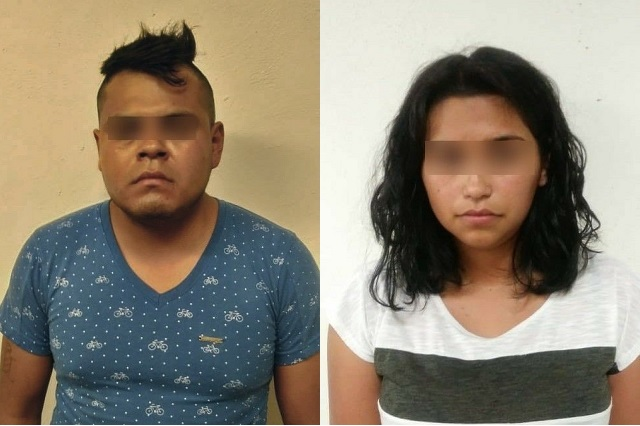Detiene FGE a pareja ligada a banda de secuestradores de Acatzingo