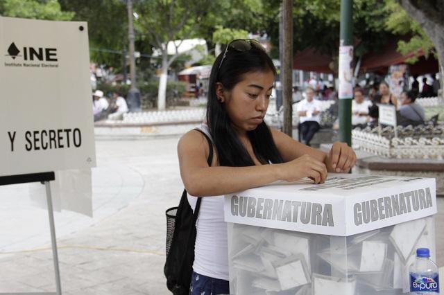 Partidos enfrentan problemas para elegir candidatas a gobernadoras