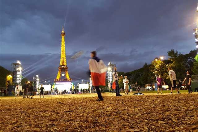 La derrota francesa en la final de la Eurocopa 2016