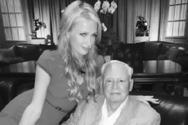 Falleció abuelo de Paris Hilton y mira a quién dejo su fortuna