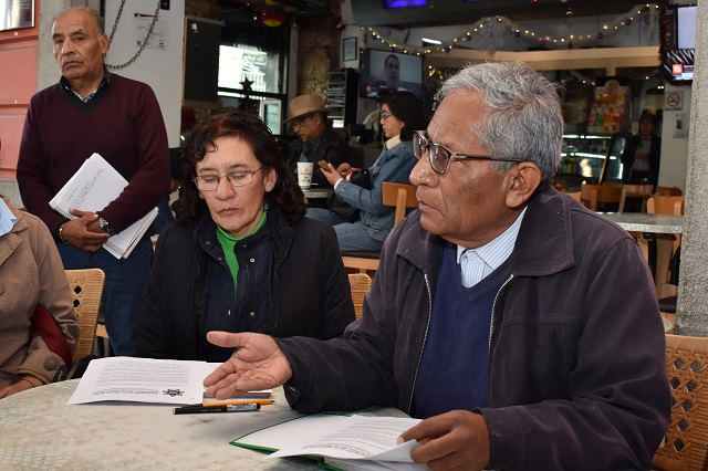 Parlamento Comunitario llama a frenar promoción preelectoral