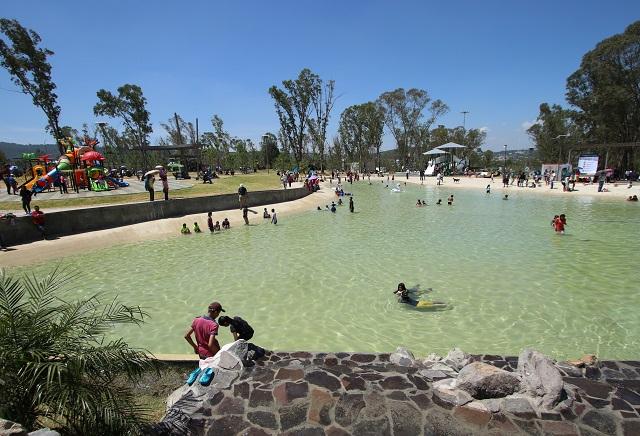 Recuperó la ASF 2.5 mdp por obras en el Parque de Amalucan