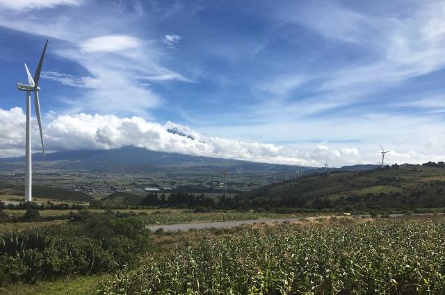 Encabeza Puebla proyectos de energía renovable al iniciar 2019