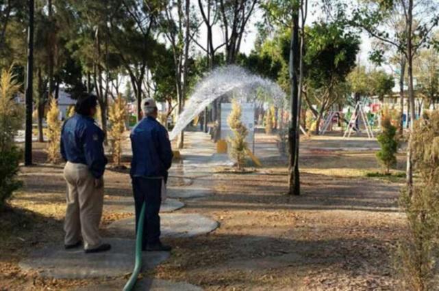 Abren licitación para operar cafetería en el parque Juárez