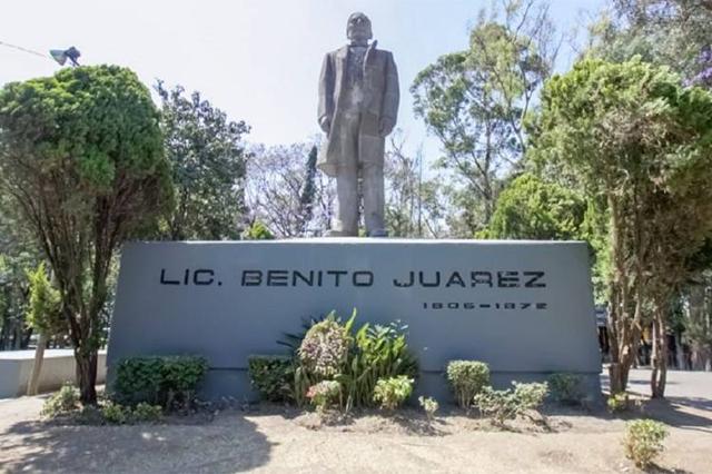 Prevén concluir en agosto la remodelación del Parque Juárez