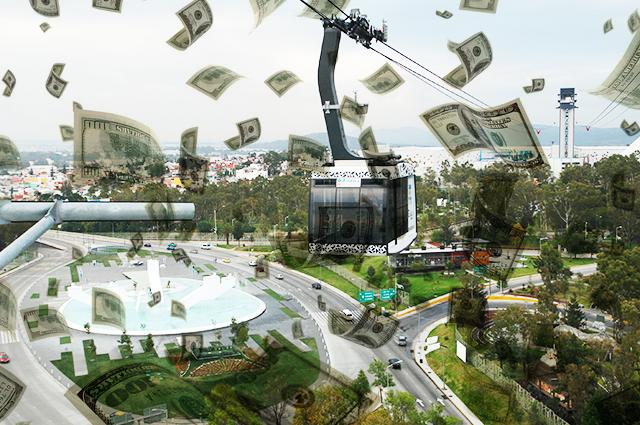Cuestan casi 500 mdp parques y atracciones públicas en Puebla
