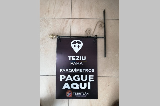 El 1 de junio reactivan parquímetros virtuales en Teziutlán