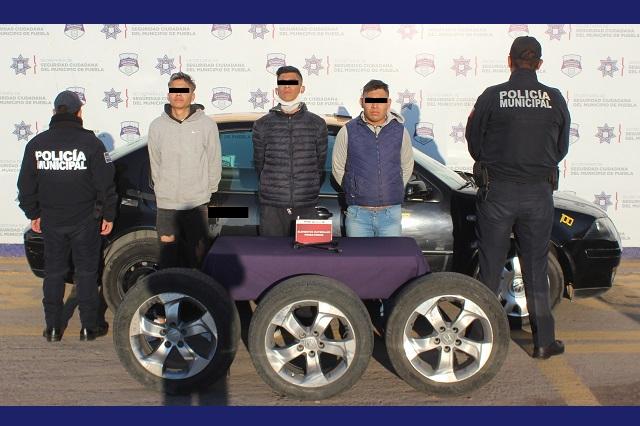 Persiste robo de autopartes en Huexotitla y Angelópolis: Canirac