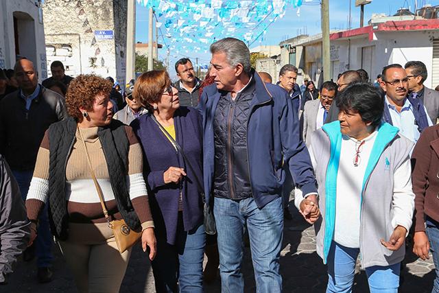 Participación ciudadana, crucial para el progreso del estado: Gali