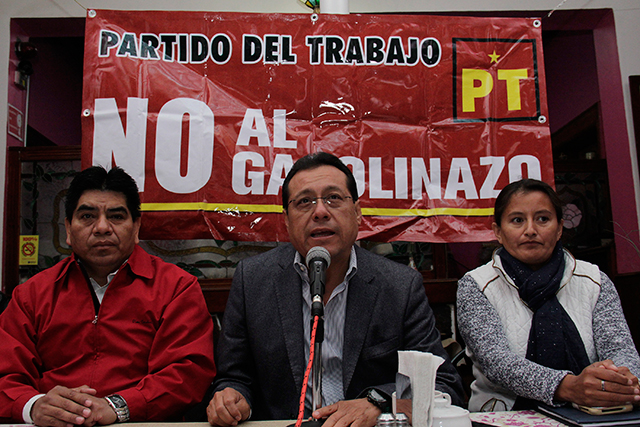 Amarra el PT la segunda fórmula al Senado por Puebla