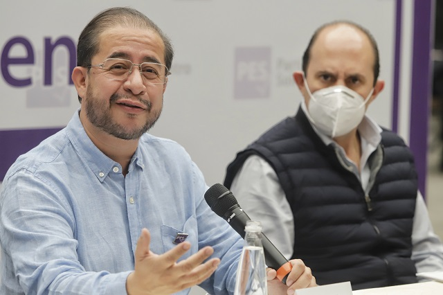 PES se deslinda de sus diputados de Puebla y descarta reelegirlos
