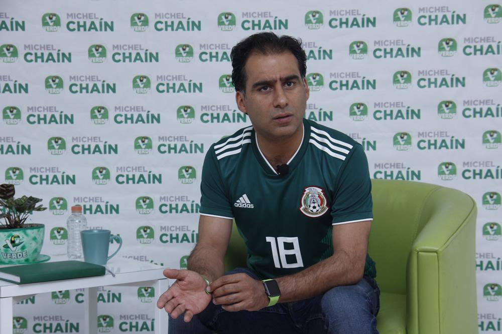 Chaín centrará final de campaña en la zona metropolitana