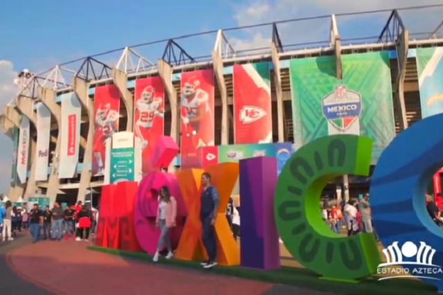 NFL sí tendrá gira internacional; México queda nuevamente fuera