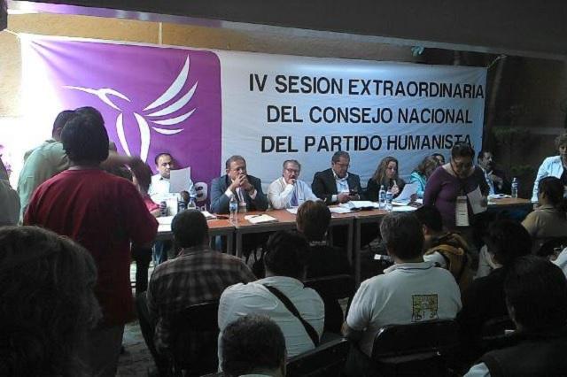 Partido Humanista pierde su registro en la Ciudad de México