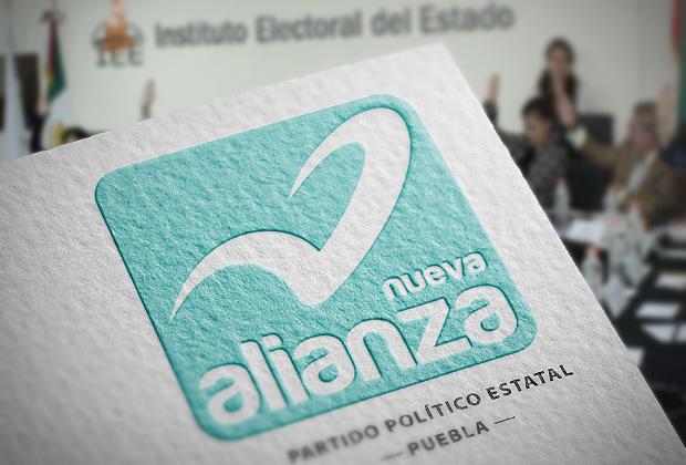 Revive el IEE a Nueva Alianza y lo registra como partido estatal