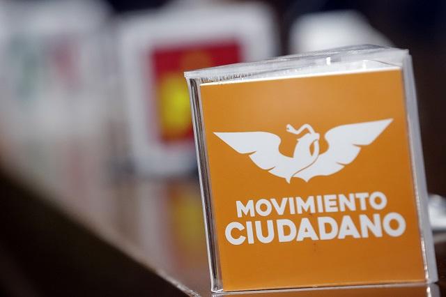 Con viejos cuadros del PRI busca MC diputaciones federales en Puebla