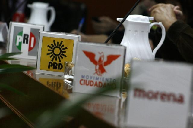 PAN, PRI y PRD depuran padrón de militantes en Puebla