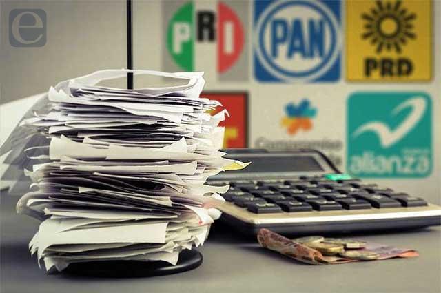 Partidos ocultaron al INE bardas, videos y anuncios en Puebla