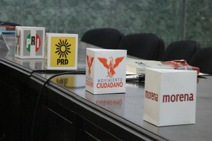 Funcionarios que metan mano en partidos serán echados del gobierno: AMLO
