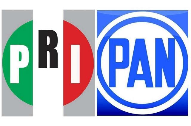 PRI y PAN piden suspender pago de impuestos y servicios en Puebla