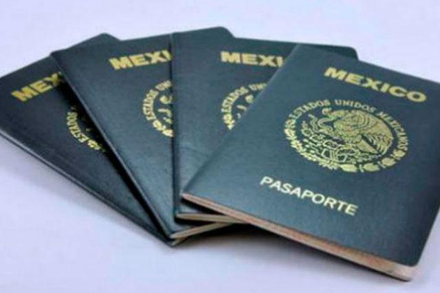 Falla trámite por internet de pasaporte; no duró ni 24 horas