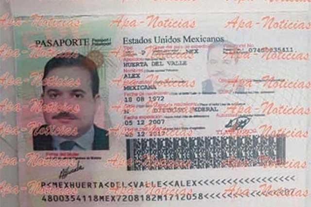 Capturan en Chiapas a un sujeto que llevaba el pasaporte de Javier Duarte