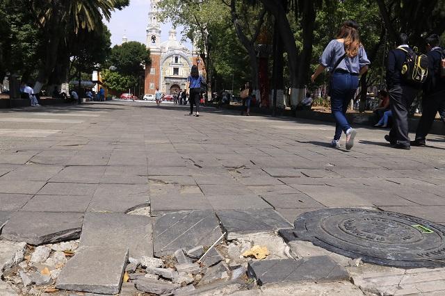 Puebla debe compactarse para poder elevar su calidad de vida
