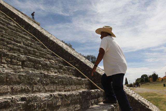 La Zona Arqueológica de Cholula, parte fundamental del turismo poblano
