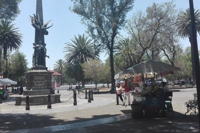 Tolera gestión municipal informalidad en el Paseo Bravo