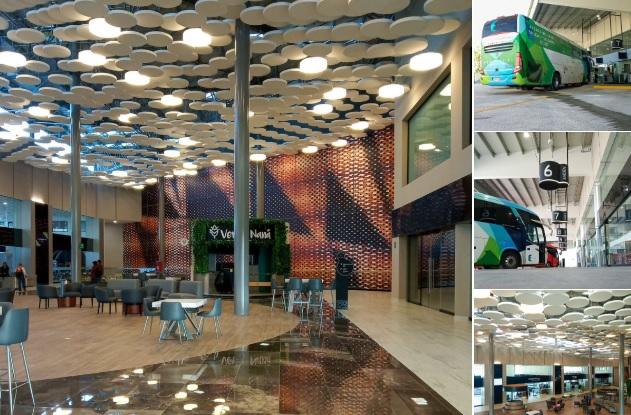 Cuadruplican oferta Estrella Roja y ADO en Puebla con nueva terminal