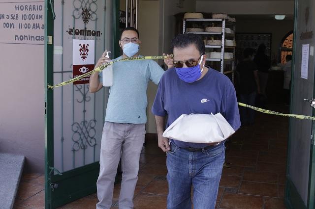 115 nuevos contagios y 19 muertes por Covid en Puebla el fin de semana