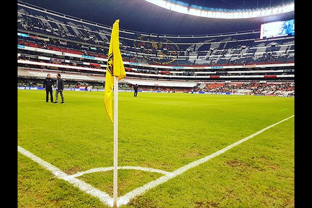 Peligra juego de la NFL en el Azteca por otro concierto.