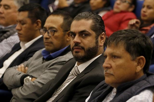 Congreso admitió pruebas contra Patjane en sesión ilegal: Igavim