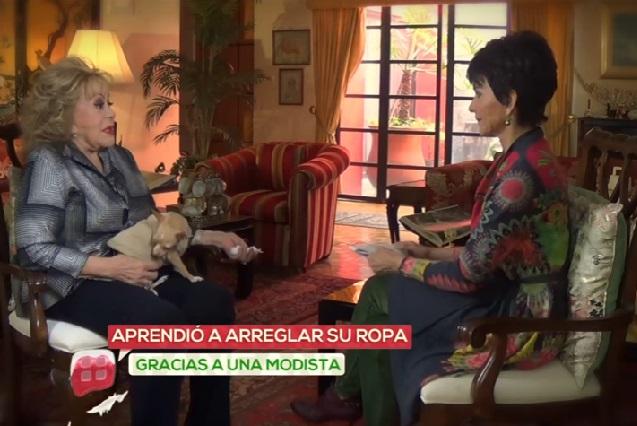 Así ve y describe Silvia Pinal a su hija Alejandra Guzmán