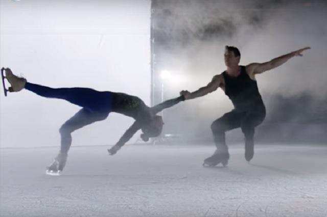¡Amas patinar sobre hielo! ¿Te gustaría formar parte del equipo de Disney?
