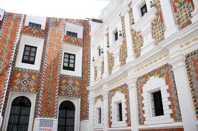 Patio de los Azulejos será el Centro de Cultura Escrita: Glockner