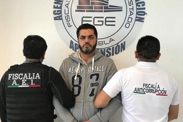 Ficha la Fiscalía al alcalde de Tehuacán, Felipe Patjane