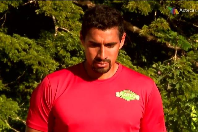 Así quedó Pato Araujo tras lesión de Zudikey en el Exatlón