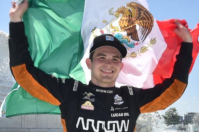 Patricio O'Ward finaliza tercero en campeonato 2021 de Indycar