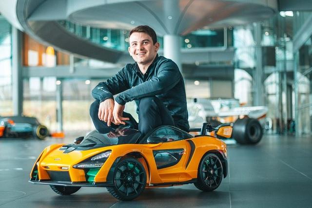 Pato O'ward, la promesa de McLaren y el futuro de la F1