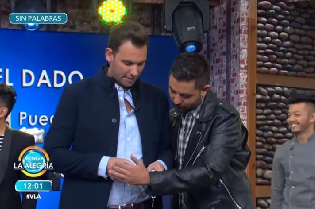 Pato Borghetti pidió que despidieran a Ricardo Casares de VLA: TvNotas