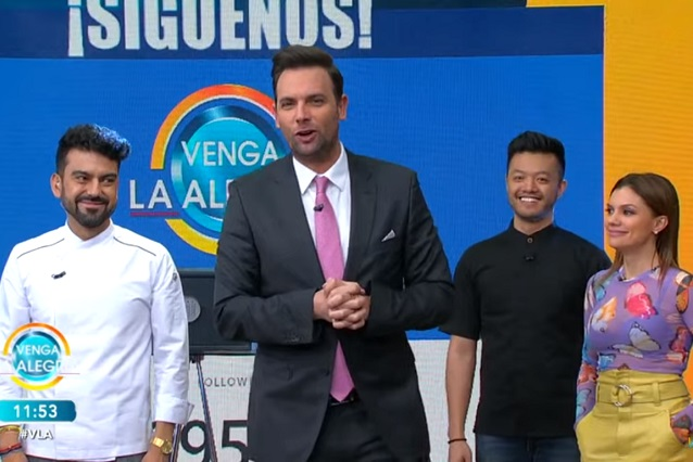 ¿Por qué Pato Borguetti no estuvo en VLA tras pleito con Ricardo Casares?