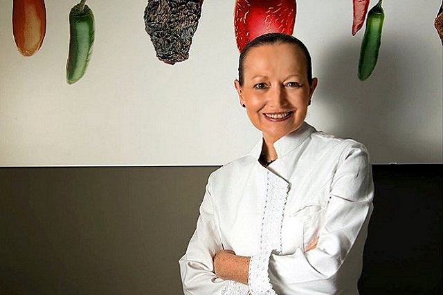 Muere la famosa chef Patricia Quintana