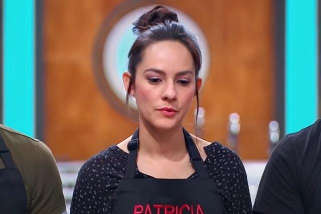 Patricia Gallo se desmorona y la dejan sola en MasterChef