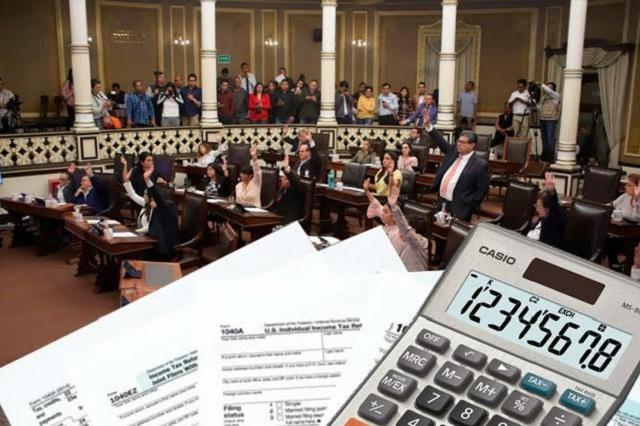 A media legislatura diputados siguen sin difundir patrimonio