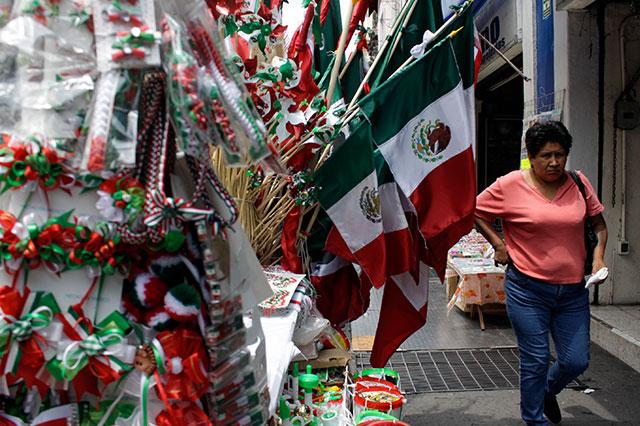 Comercio espera aumento de 15% en ventas por festejos patrios