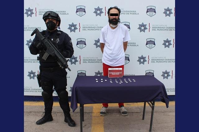 Detienen en Puebla a operador de El Chivo y de La Patrona