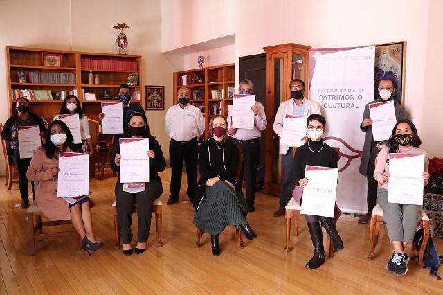Difundirá Cultura investigaciones sobre bienes patrimoniales de Puebla