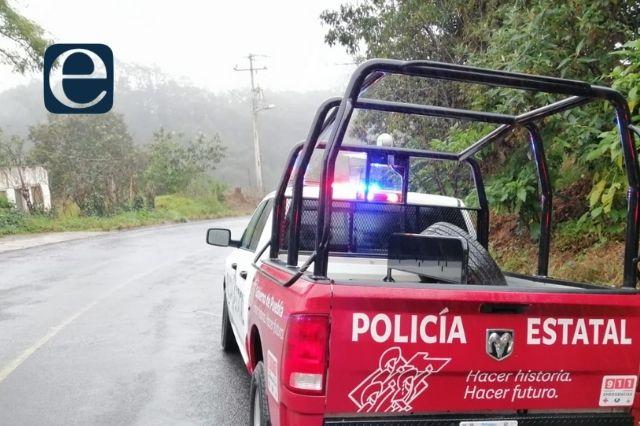 Asaltan a comerciantes en carretera Nauzontla – Xochitlán
