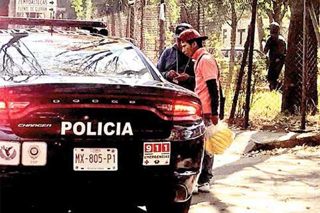 Vinculan con extorsiones a la patrulla que detuvo a Marco Antonio